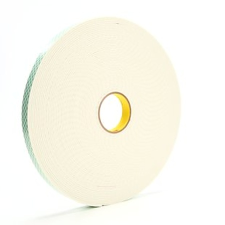 "3M Scotch 4008 Double Coated Urethane Foam Tape [1/8"" thick]"