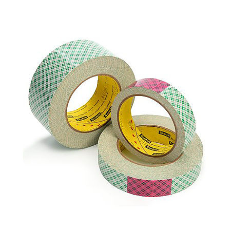 3M Scotch 410M Double Coated Paper Tape [Rubber Adhesive]