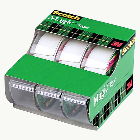 3M Scotch 3105 Magic Tape in Handheld Dispenser