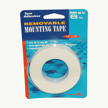 Tyco 702210 Removable Mounting Tape Overstock Findtape