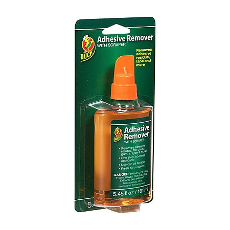 Duck Brand Adhesive Remover Applicator & Scraper