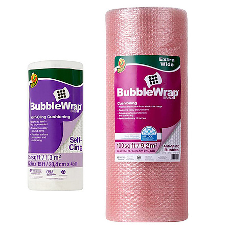 Duck Brand BWS Specialty Bubble Wrap Cushioning