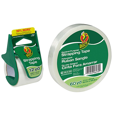 Duck Brand General-Purpose Strapping Tape