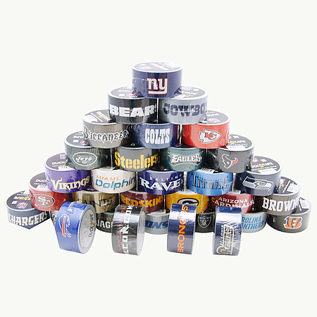 Duck Brand NFL Licensed Duct Tape