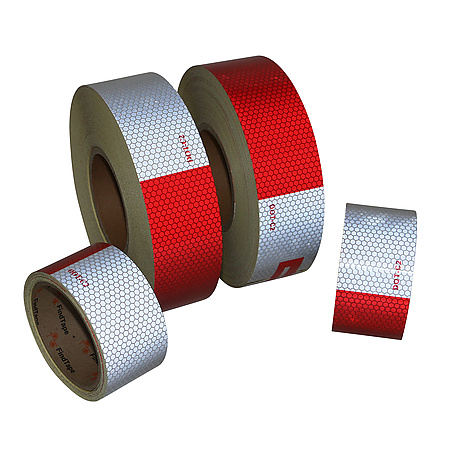 FindTape DOT-GB Glass Bead Reflective Conspicuity Tape [DOT-C2 7 yr.]