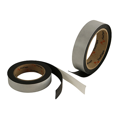 FindTape MGMP Matched Pole Magnetic Tape [Adhesive-Backed]