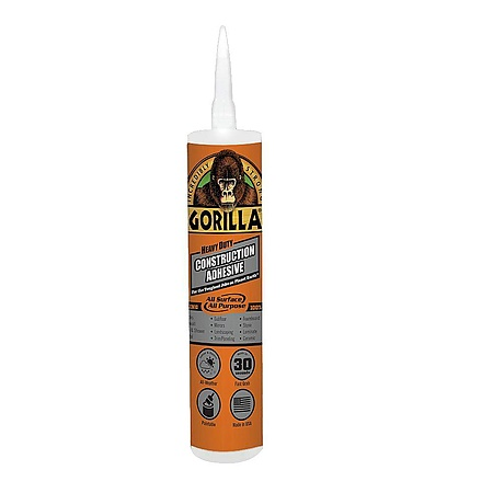 Gorilla 801/802 Construction Adhesive