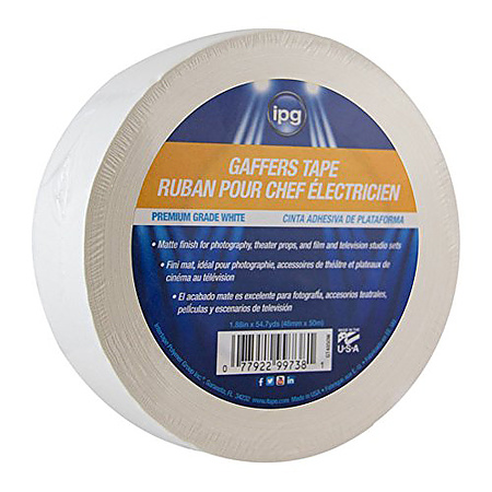 Intertape GT4850W Gaffers Tape