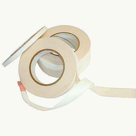 JVCC DCP-04 Double Coated Flatback Paper Tape [Rubber Adhesive]