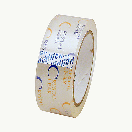 JVCC OPP-26CC Mid Grade Crystal Clear Packaging Tape