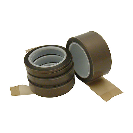 JVCC PTFE-2HD Skived Teflon Tape [2 mil carrier, High Density]