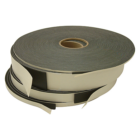 JVCC SCF-02 Single-Sided PVC Foam Tape [medium density]