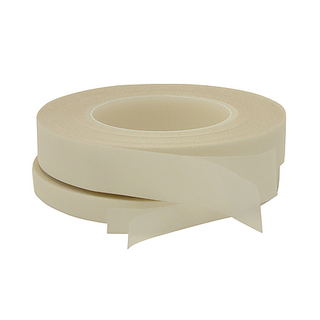JVCC UHMW-PE-5 UHMW Polyethylene Film Tape [5 mil carrier]