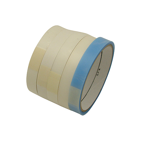 JVCC UHMW-PE-PACK UHMW Polyethylene Film Tape Value Pack [3, 5, 10, 15 and 20 mil carrier]