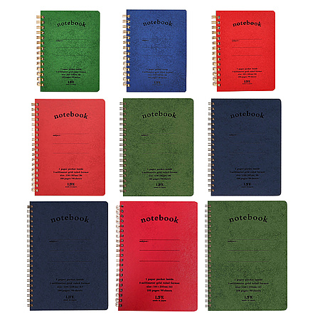 Life Pocket Notes Spiral Bound Notebooks