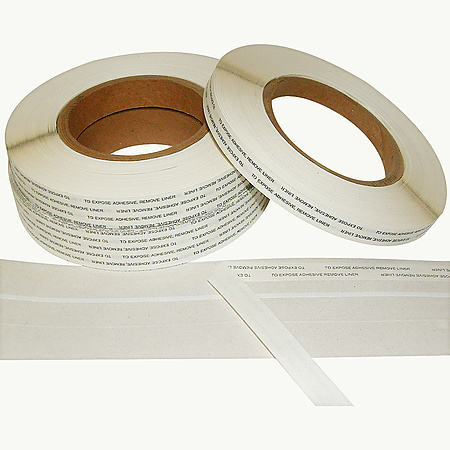 Ludlow T-Tak HD Double Coated Tissue Tape [Extended Liner]