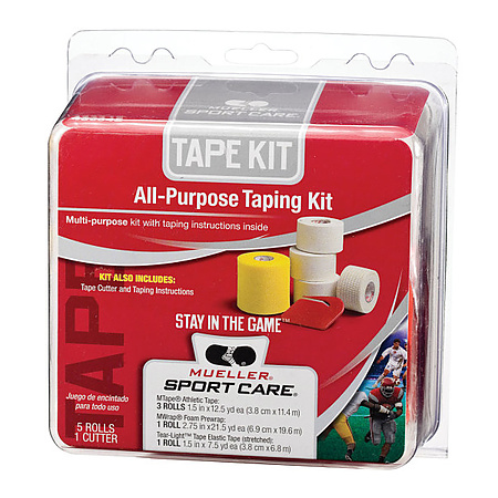Mueller All-Purpose Taping Kit