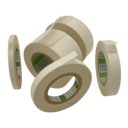 Nitto (Permacel) P-02 Double-Sided Kraft Paper Tape