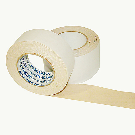 Polyken 105C-P Multi-Purpose Double Coated Carpet Tape [Paper Liner]