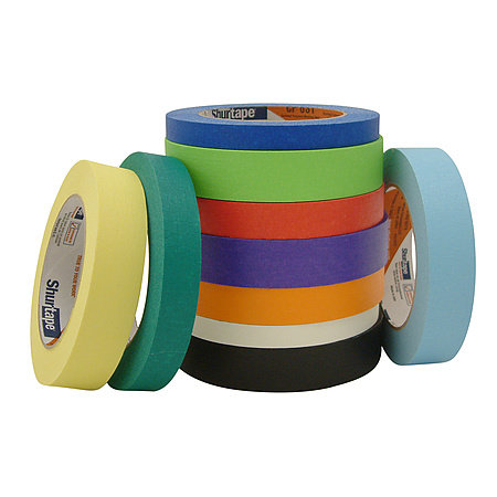 Shurtape CP-631 Colored Masking Tape [aka CP-632]