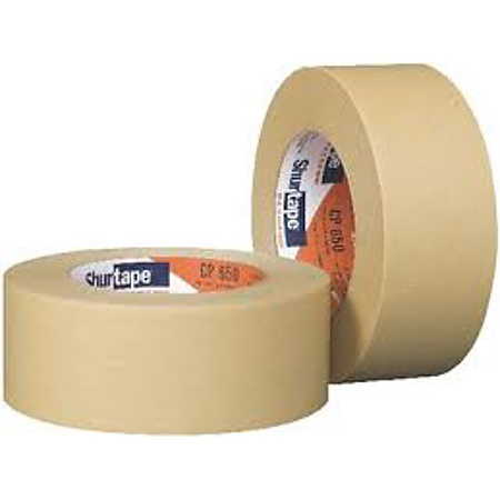 Shurtape CP-650 High Performance Grade Temperature-Resistant Masking Tape
