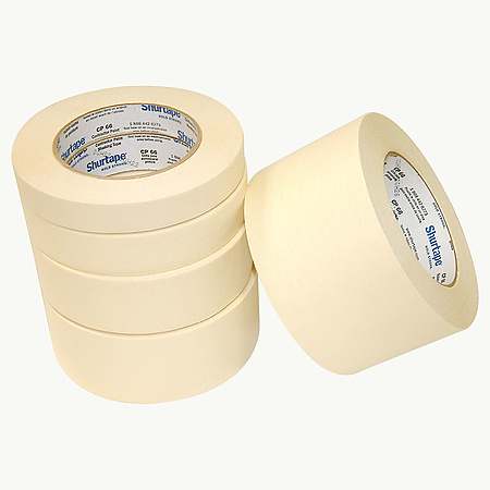 Shurtape CP-66 Contractor Grade Masking Tape
