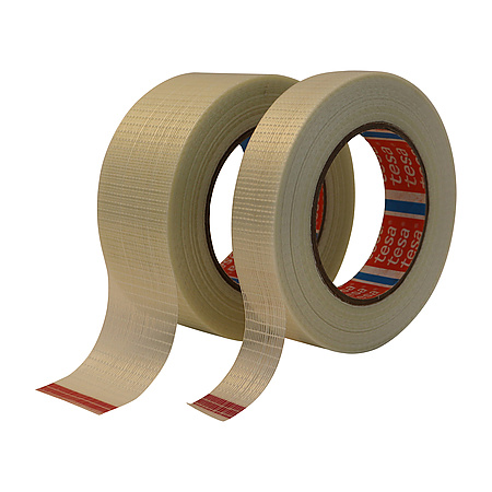 tesa 4591 Bi-Directional Filament Strapping Tape [Polyester]