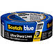 3M 2098 ScotchBlue Ultra Sharp Lines Painter's Tape