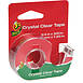 Duck Brand Crystal Clear Invisible Tape