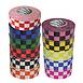 Presco Checkerboard Patterned Roll Flagging Tape