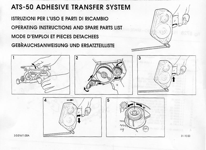 Jvcc Atg1 Atg Tape Dispenser Findtapecom